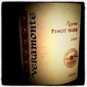 2009 Veramonte Pinot Noir Reserva
