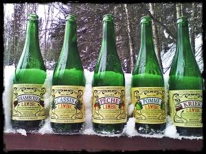 Lindemans Lambic Beers
