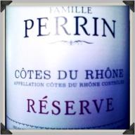 2010 Famille Perrin Cotes du Rhone Reserve