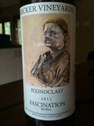 2011 Becker Vineyards Iconoclast Fascination