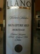 NV Llano Estacado Vintner's Selection Signature Red Meritage