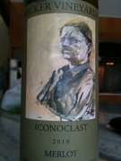 2010 Becker Vineyards Iconoclast Merlot