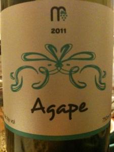 2011 Agape