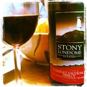 Stony Lonsesome Estate Cabernet Sauvignon Merlot
