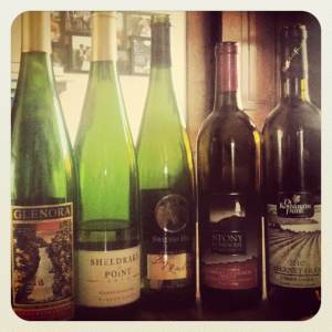 Finger Lakes Wine Month Tasting Line Up