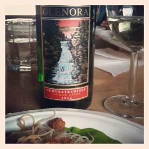 Glenora Wine Cellars 2012 Gewürztraminer