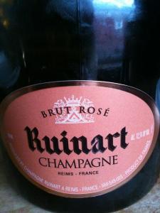 Ruinart Brut Rose