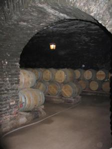 The cellars