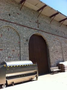 Tvordos Monastery Winery