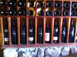 Wines of Tvordos Monastery