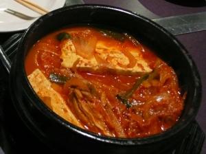 Kimchi Jjigae (Photo credit: Wiki Commons)