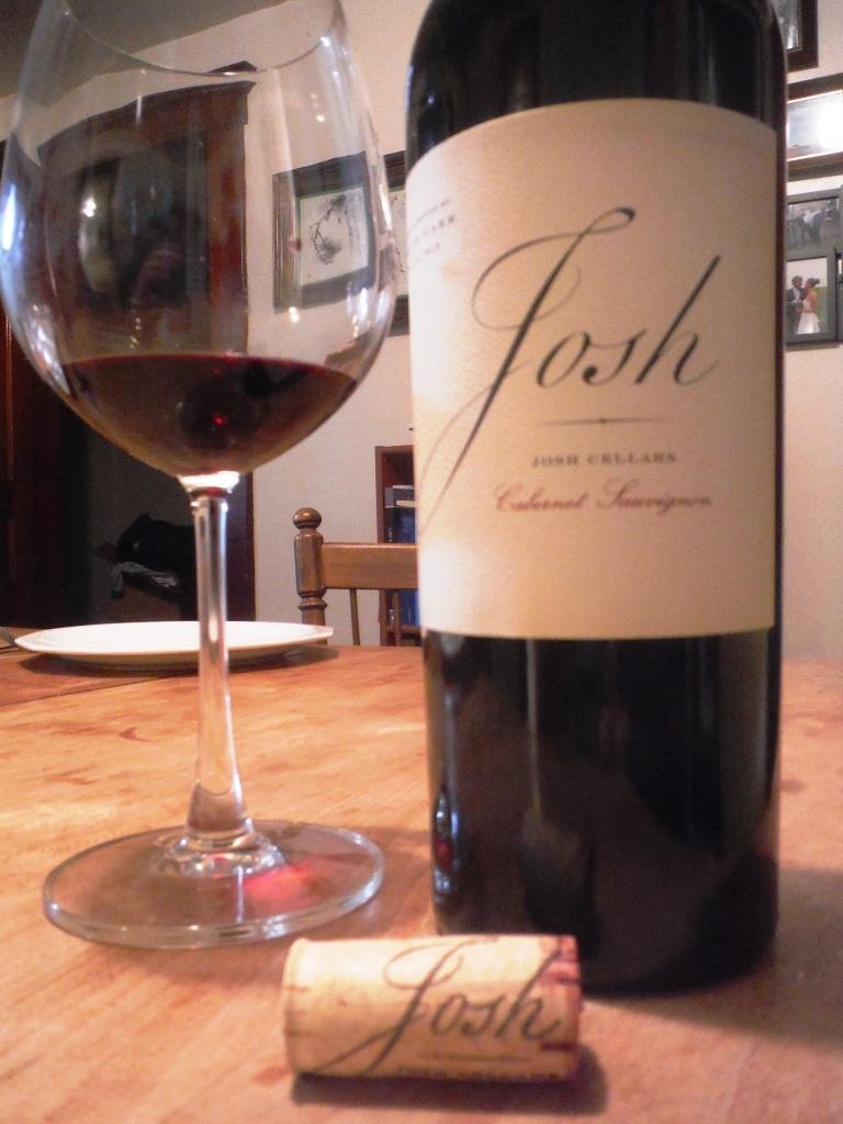 2012 Josh Cellars Cabernet Sauvignon The Winegetter