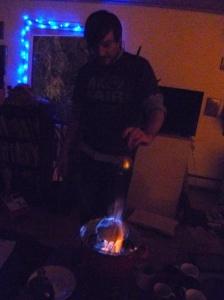 Feuerzangenbowle Homemade