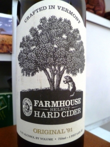 Woodchuck Farmhouse Selection Hard Cider Original '91