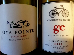 A New Zealand surprise and an Oregon Pinot