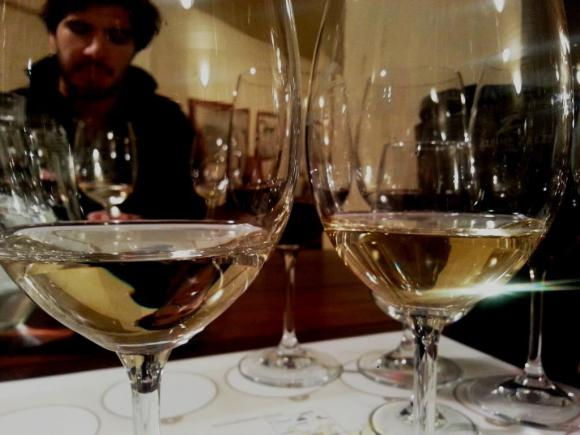And two of the whites we tried...
