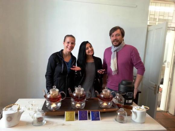 ZAR Tea Emporium