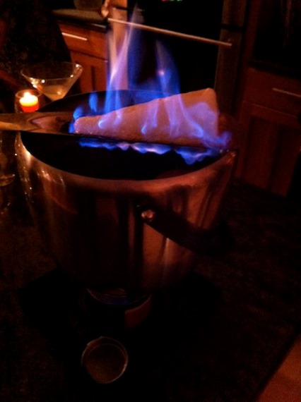Feuerzangenbowle (as captured by The Food and Wine Hedonist)