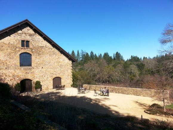 Ladera Winery Building